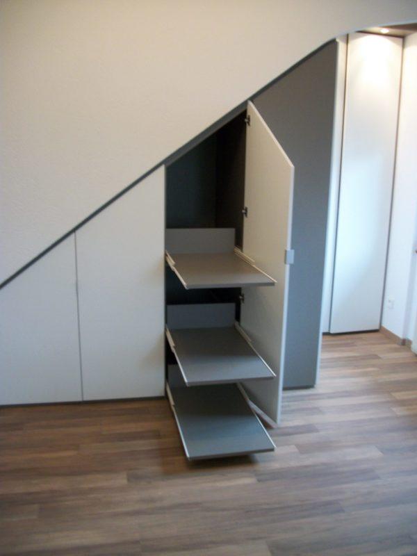 Amenagement De Sous Escalier Plac Arts Sierentz Mulhouse