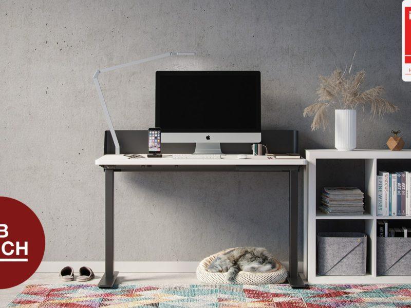 Bureau à domicile pour le télétravail